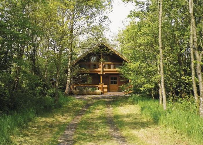 Llys Hafod Holiday Lodge At Brynsiencyn Anglesey Photo
