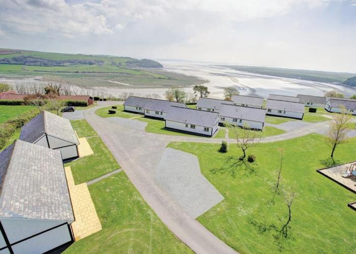 Laugharne Park Carmarthenshire Photo Gallery