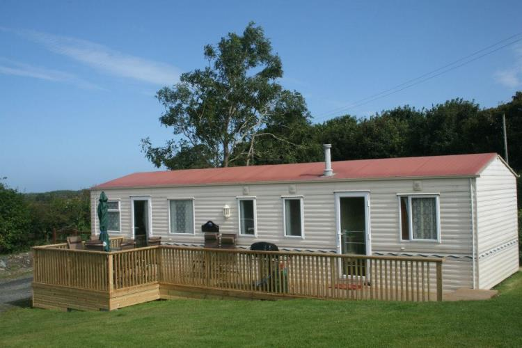 Y Ring Mobile Holiday Rental, Anglesey