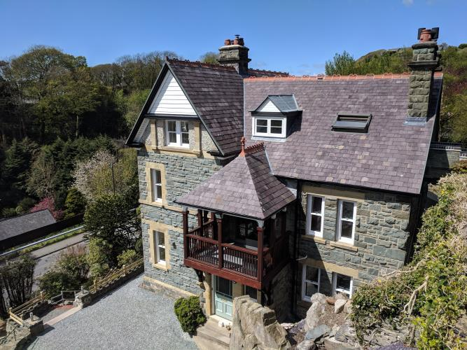 High View Holiday House - Barmouth, Snowdonia