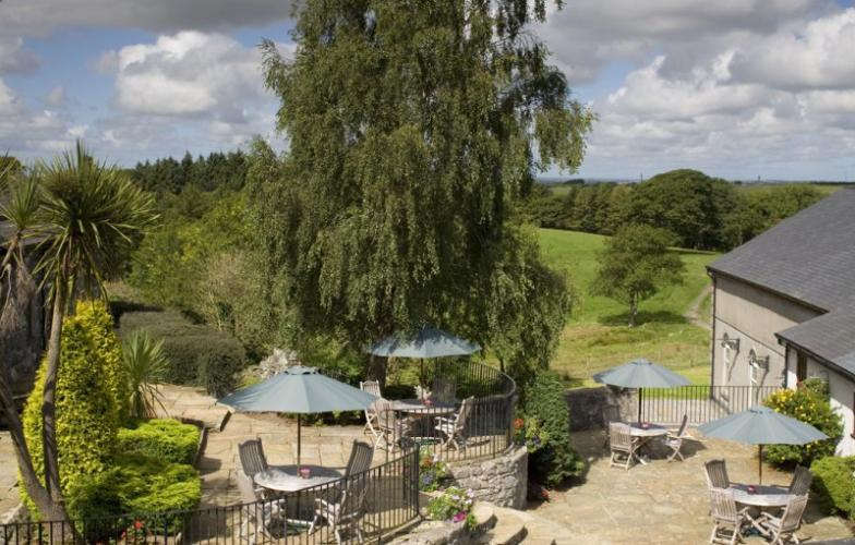 Quality hotel with indoor pool at llanrug near caernarfon seiont manor for North wales hotels with swimming pools