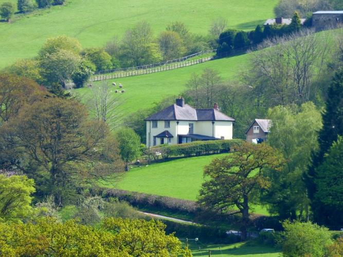 The Old Vicarage, Wye Valley and Monmouthshire