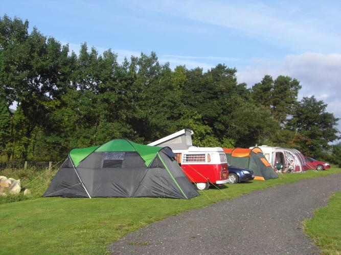 Snowdonia and Coast Glamping and Camping, Lleyn Peninsula