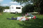 Builth Wells Camping Site      Fforest Fields