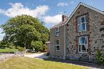 Dinas Farm Holiday Apartment - Caernarfon