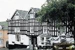 Dragon Hotel Montgomery Hotels & Inns Welshpool Mid Wales Montgomeryshire Powys