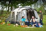 Dog Friendly Campsite South Wales - Lougher Moor