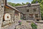Large Holiday Home Rental in Wales - The Old Corn Mill at Cynwyd