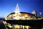 The Millennium Stadium Cardiff