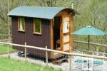 Shepherds Hut - Bala Glamping and Camping