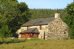 Bron Nant Cottage Penmachno Holiday Cottages/Self Catering Betws-y-Coed Snowdonia