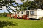 Bryn Caravan Hire - Private Caravan at Brynsiencyn