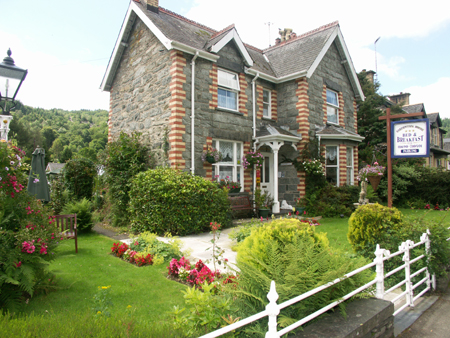 Gorphwysfa Guest House Betws-y-Coed B&B Bed and Breakfasts Betws-y-Coed Snowdonia